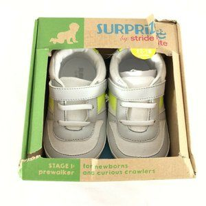 Surprize by Stride Rite Baby Boys Jack Sneakers